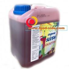Сироп для слаша, Экзотик, 5 литров