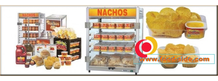 Кукурузные чипсы Nachos