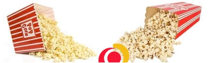 Зерно кукурузы для попкорна