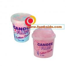 Стаканы для сахарной ваты Candee Fluff, 1/2oz (14г.)
