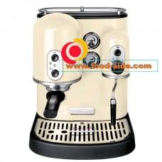 Кофемашина Artisan, кремовая, 5KES100EAC, KitchenAid