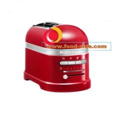 Тостер Artisan на 2 хлебца, красный, 5KMT2204ER, KitchenAid