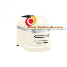 Тостер Artisan на 2 хлебца, кремовый, 5KMT2204ER, KitchenAid