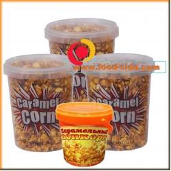 Упаковка для карамельного попкорна
