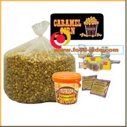 www.food-side.com - карамельный попкорн, оборудование для карамелизации попкорна