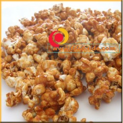 www.food-side.com - приготовление карамелизированного попкорна в карамелизаторе.