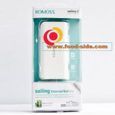 Портативный аккумулятор Romoss Sailing 2, (5200 мАч)
