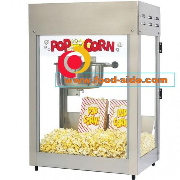 Аппарат для попкорна своими руками