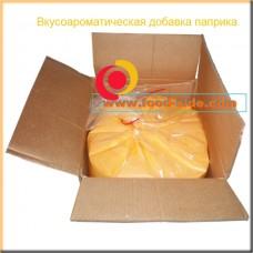 Вкусоароматическая добавка паприка для снеков и попкорна, 25 кг
