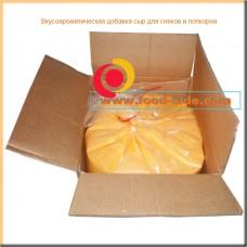 Вкусоароматическая добавка сыр для снеков и попкорна, 25 кг