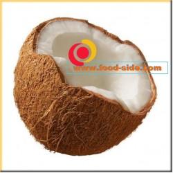 Кокосовое масло - полезный продукт для здоровья.