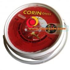 Глазурь для попкорна, Вишня, Corin Glaze, 2.84 кг, Россия