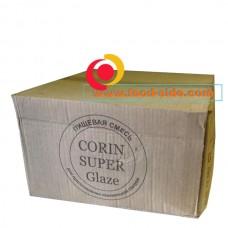 Карамельная глазурь для попкорна, Corin Super Glaze Премикс, ящик 14 кг, Россия