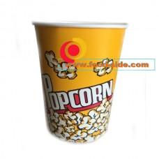 Стаканы для попкорна, Popcorn Bucket V32, желтые