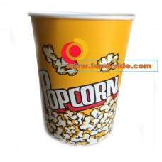 Стаканы для попкорна, Popcorn Bucket V46, желтые
