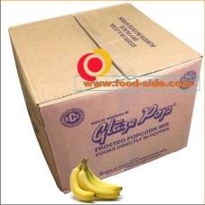 "Вкусовая добавка для попкорна, ""Банан"" Glaze Pop, 1 кг, Gold Medal"