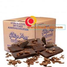 "Вкусовая добавка для попкорна, ""Шоколад"" Glaze Pop, 1 кг, Gold Medal"