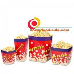 Стаканы для попкорна, новый дизайн, V24 V46 V85 V170, дно стакана попкорн складывается.