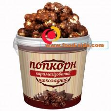 Шоколадный попкорн, 170гр.