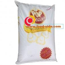 Зерно кукурузы для попкорна, Weaver Gold, 22.68 кг, США