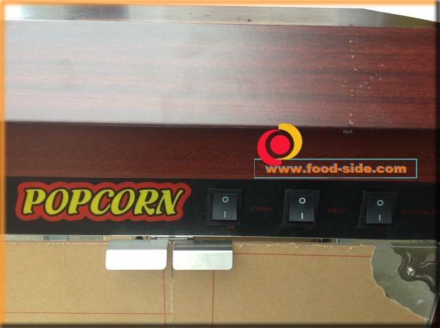 Панель управления машины для попкорна PM-804