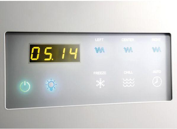 Электронная панель управления режимами работы гранитора I-PRO 2